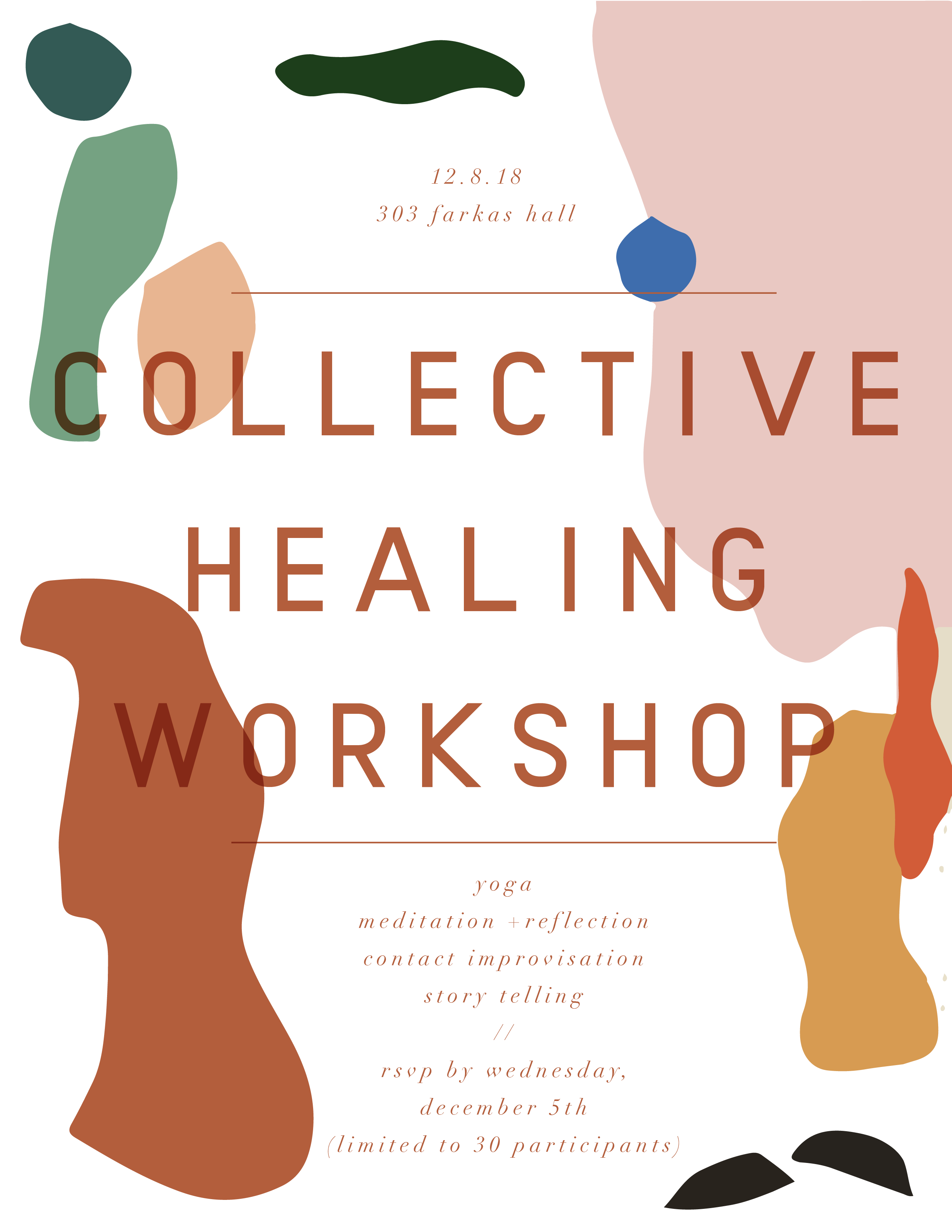 SPACES OF SOLIDARITY Collective Healing